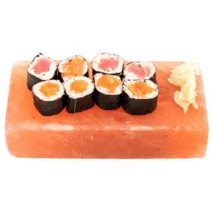 Natural Himalayan-Sushi-Salt-Serving+Bar 7*2*2